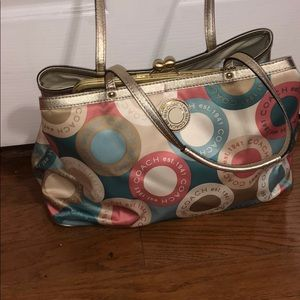 Coach Carryall Tote